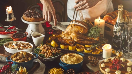 Marina Bay Sands Thanksgiving 2019 – Your Invitation To A Festive Feast!