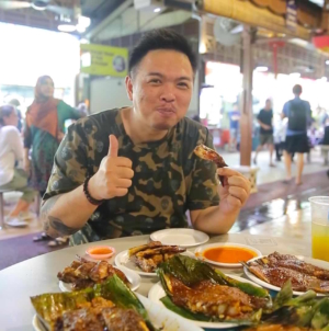 The Orchard Cafe Singapore – Heritage Food Hunt with Chef Bryce Li