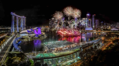 End The Year With A Bang At Marina Bay Celebrate In The City 2018