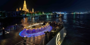 Banyan Tree Bangkok Launches Saffron Cruise On Chao Phraya River