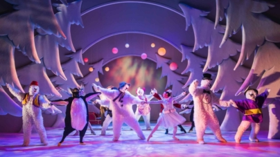 Begin Your Festive Season with THE SNOWMAN Singapore