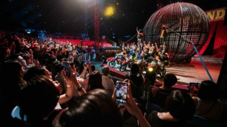 Uncle Ringo Brings The Great Circus Of Europe To Singapore