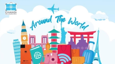 "Best Deals Only At Changi Recommends ""Around the World"" Travel Fair"