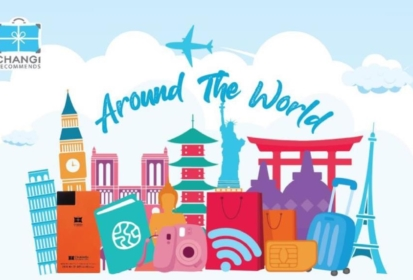 """Best Deals Only At Changi Recommends """"Around the World"""" Travel Fair"""
