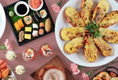 Taste Love At Singapore Marriott Tang Plaza Hotel Valentine's Day 2020