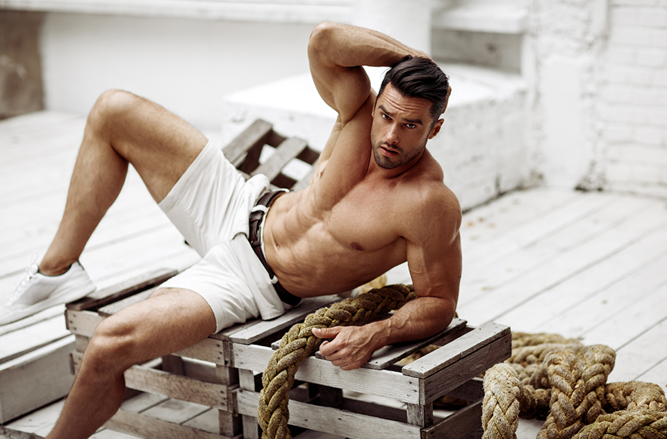 15 Sexy Male Poses For Your Photoshoot Aspirantsg Food Travel Lifestyle Social Media