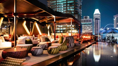 Naumi Hotel Glamping – Urban Rooftop Glamping Under The Stars