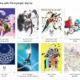 Tokyo 2020 Art Posters – Official Tokyo 2020 Olympics Posters Unveiled