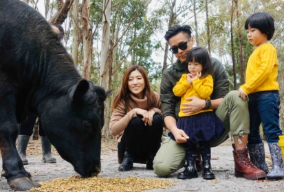 Andie Chen & Kate Pang's Western Australia Family Friendly Guide To Fun