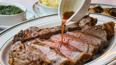Weekends At Wolfgang's Steakhouse – Leisure Brunch & Sunday Roast