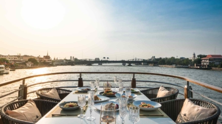 Pruek Cruise Bangkok – Bespoke Luxurious Cruise On Chao Praya River