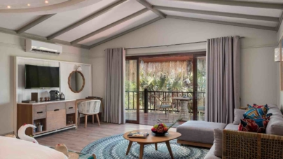 Luxuriate In Anantara Bazaruto Island Resort Newest Beach Pool Villas