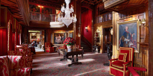 Ashford Castle – Beautifully Restored History With impeccable Service