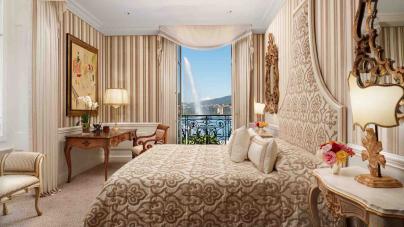 Hotel d' Ángleterre Geneva – Waterfront Luxury Hotel With Pet Concierge