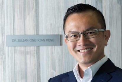 Julian Ong on Solitary Caecal Ulcer Syndrome and DERMABOND ProPen