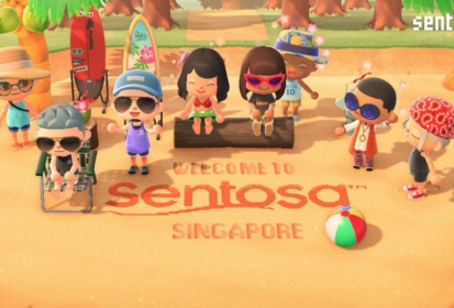 Bored At Home? Go Sentosa Crossing For Your Virtual Island Getaway!