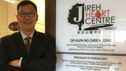 All About The HEART With Dr Alvin Ng Chee Keong