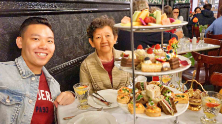 Hopetoun Tea Rooms – Exquisite Victorian Afternoon Tea In Melbourne