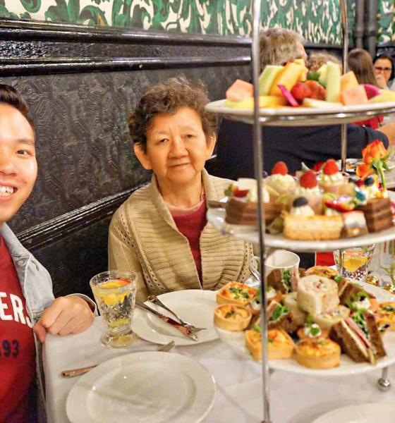Hopetoun Tea Rooms – Exquisite Victorian Afternoon Tea In Melbourne