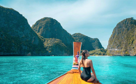 Phi Phi Island Village Beach Resort – Your Dose Of Robinson Crusoe-type Vacation