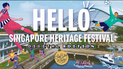 Singapore Heritage Festival 2020 – The Digital Discovery Edition!