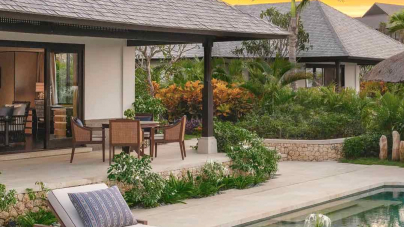 Raffles Bali – Raffles Hospitality In Private Pool Villas Beyond Singapore