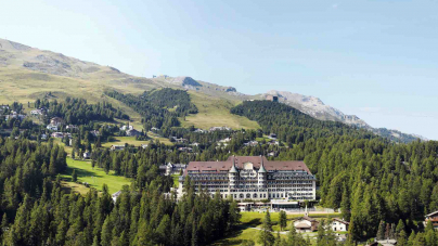 Suvretta House – Luxury Fairy Tale Stay In The Gorgeous Swiss Alps