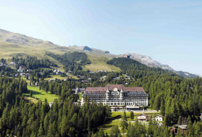 Suvretta House – Luxury Fairy Tale Stay In The Gorgeous Swiss Alps