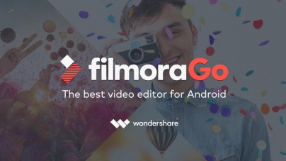 FilmoraGo – Everything You Need For Video Editing On Android