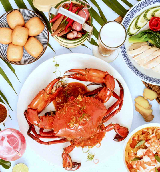 Marina Bay Sands National Day 2020 Dining Specials For August