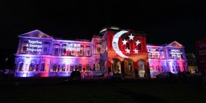 NDP 2020 Light Up At Singapore's Historic Buildings & Cultural Institutions