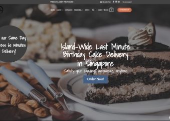 The Best Last Minute Birthday Cake Delivery In Singapore