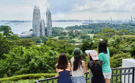 Mount Faber Gai Gai Tour: Rediscover Singapore's Only Hilltop Destination