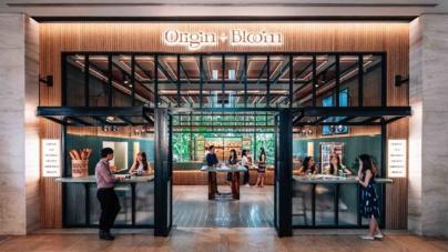 MBS Unveils European-inspired Pâtisserie – Origin + Bloom Singapore