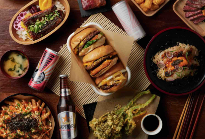8ASH – Your Fix Of Iconic Burgers & Japanese Bowls All In One Place