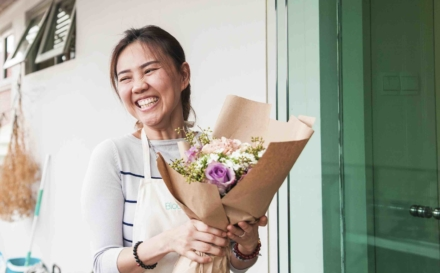 BloomBack Singapore – How A Start-up Uses Flowers For Social Impact