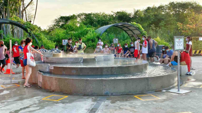 Sembawang Hot Spring Park: Dip In & Enjoy Singapore Natural Hot Spring