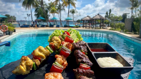 Sentosa GrillFest 2020 – Top Chefs' Creation, LazLive & Home Delivery!