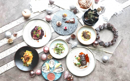Festive Feasting At The Spot, Wakanui Grill Dining & Perch Singapore