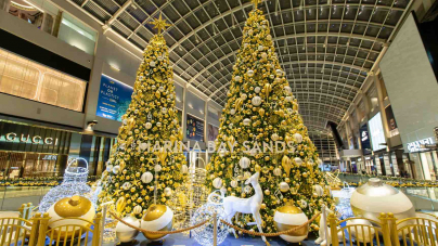 MBS 10th Anniversary Celebratory Light Up & Joyous Festive Offerings