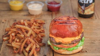 Burger Frites Singapore – Good Old Classic Steak Burgers By French Chef