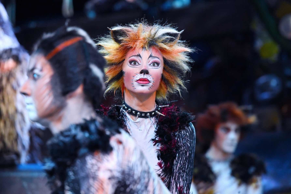 Cats Musical Singapore Stellar Uk Cast Now At Marina Bay Sands Aspirantsg Food Travel Lifestyle Social Media