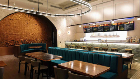 Brewerkz One Fullerton Elevates The Craft Beer Dining Experience