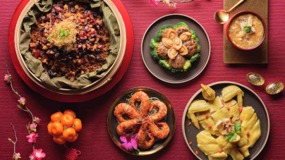 Singapore Marriott Tang Plaza CNY 2021 Celebratory Offers