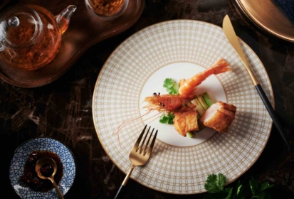 Ming Court Wanchai – Michelin-starred Interactive Cantonese Fine Dining