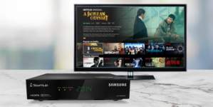StarHub HomeHub Plus – #HelloChange To Entertainment & Superfast Connectivity