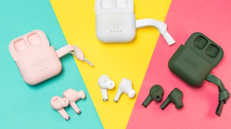 Sudio ETT – True Wireless Earphones, Active Noise Cancelling & More!