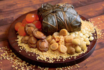 Celebrate Timeless Tradition with Jade Glutinous Rice Dumplings