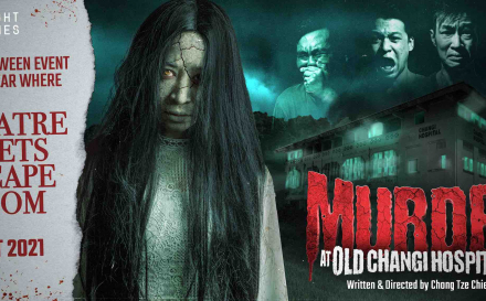 Solve The Murder At Old Changi Hospital This Halloween