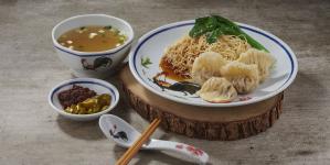 Chef Kin HK Wanton Noodle: Real Hong Kong Wanton Noodles At Yishun